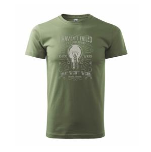 10000 Ways - Heavy new - tričko pánske