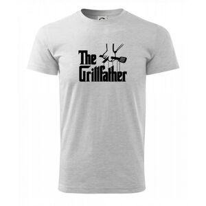 The Grillfather - Heavy new - tričko pánske