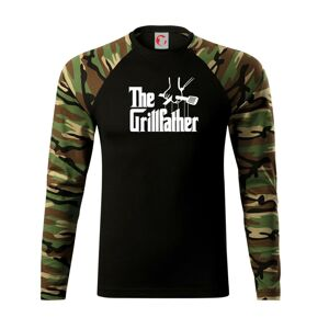The Grillfather - Camouflage LS