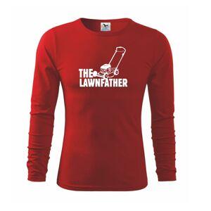 The Lawnfather - Tričko s dlhým rukávom FIT-T long sleeve