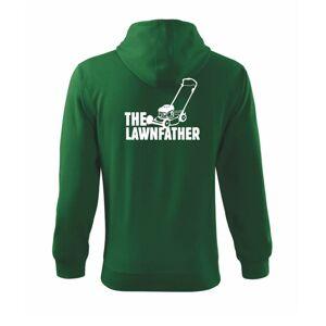 The Lawnfather - Mikina s kapucňou na zips trendy zipper