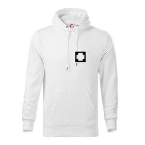 Hranatý kríž - Rescue - Mikina s kapucňou hooded sweater