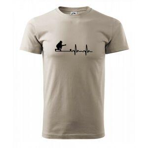 EKG petanque - Heavy new - tričko pánske
