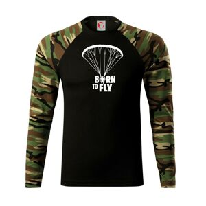 Born to fly paramotor - Camouflage LS