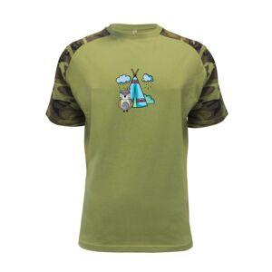 Indiánska sova - Raglan Military