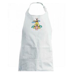 Indiánsky zajac - Detská zástera na varenie