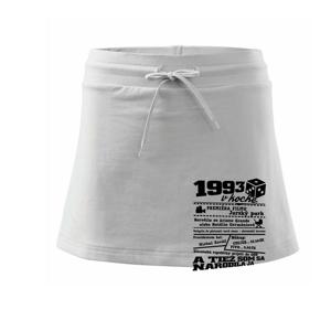 1993 v kocke SK - Športová sukne - two in one