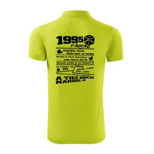 """1995 v kocke SK - Polokošeľa Victory """"športové"""""""