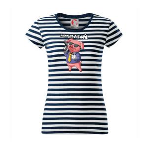 Agent prasoň - Sailor dámske tričko