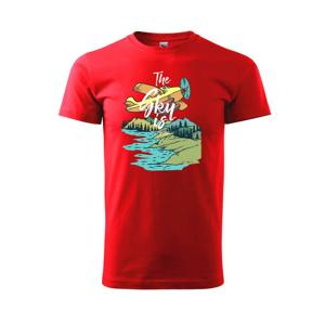 Alaska - Tričko Basic Extra veľké