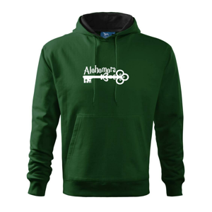 Alohomora - Mikina s kapucňou hooded sweater
