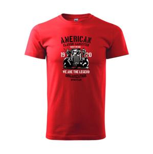 American Classic Gangster - Heavy new - tričko pánske