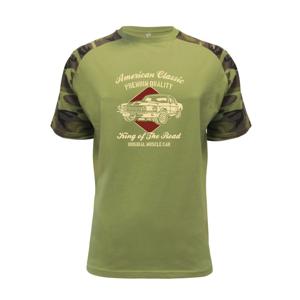 American Classic - Raglan Military