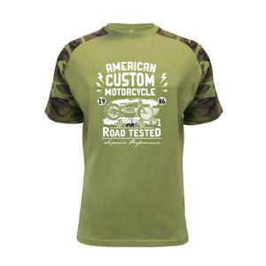 American Custom Motorcycle - Raglan Military