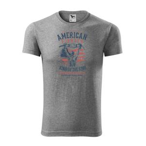 American Fighter - Viper FIT pánske tričko