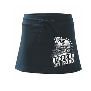 American Pride - Športová sukne - two in one