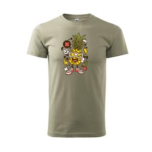 Ananasátor - Tričko Basic Extra veľké