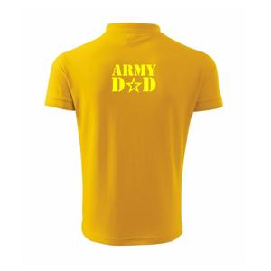 Army dad - Polokošeľa pánska Pique Polo 203