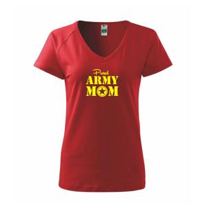 Army mom - Tričko dámske Dream