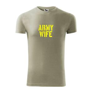 Army Wife - Viper FIT pánske tričko