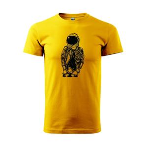 Astronaut Punkster - Heavy new - tričko pánske