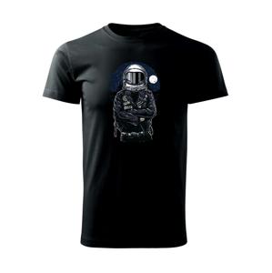 Astronaut Rebel - Heavy new - tričko pánske