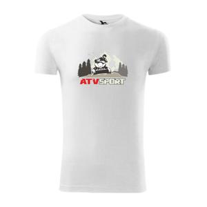 ATV štvorkolka sport - Viper FIT pánske tričko