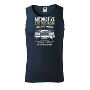 Automotive Enthusiasm - Tielko pánske Core