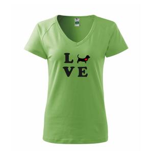 Baset love - Tričko dámske Dream