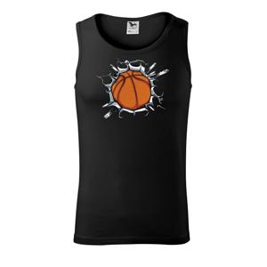 Basketbal lopta v triku - Tielko pánske Core