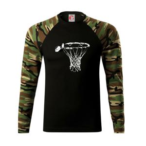 Basketbalový kôš - Camouflage LS
