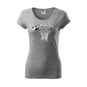 Basketbalový kôš - Pure dámske tričko