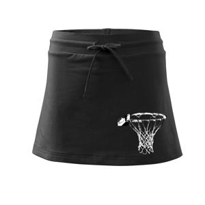 Basketbalový kôš - Športová sukne - two in one