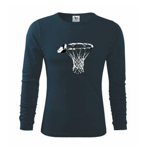 Basketbalový kôš - Tričko s dlhým rukávom FIT-T long sleeve