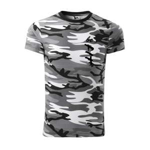 Be FIT - Army CAMOUFLAGE