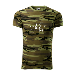 Be greater than average - Army CAMOUFLAGE