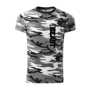 Beast hashtag - Army CAMOUFLAGE