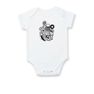 Bedmintoňák - Dojčenské body