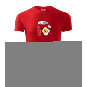 BFF slanina a vajíčko - Viper FIT pánske tričko