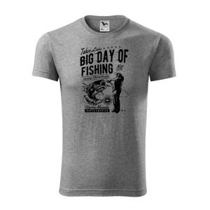 Big Day of Fishing - Viper FIT pánske tričko