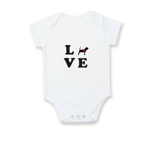 Bígl love - Dojčenské body