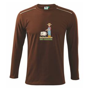 BIO farmár SK - Tričko s dlhým rukávom Long Sleeve