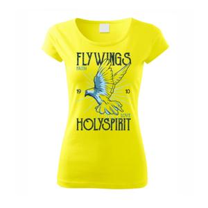 Bird dovefly - Pure dámske tričko