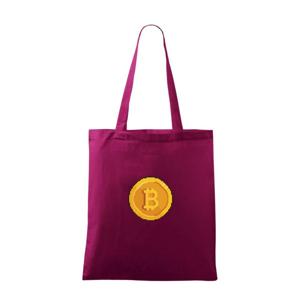 Bitcoin mince - Taška malá