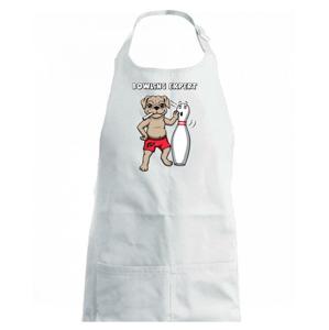Bowling expert (Hana-creative) - Detská zástera na varenie