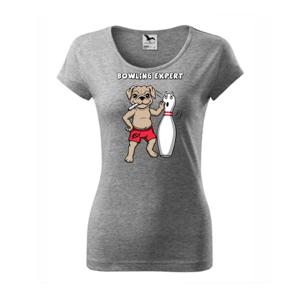 Bowling expert (Hana-creative) - Pure dámske tričko