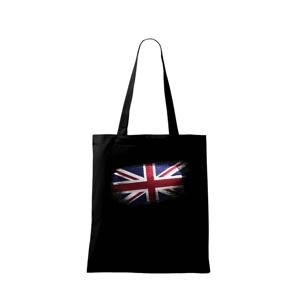 Britská vlajka ohryzené - Taška malá
