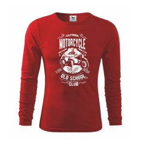 California Old School Club - Tričko detské Long Sleeve