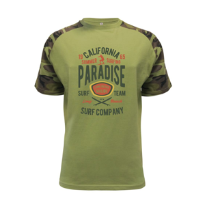 California Summer Surfing Paradise - Raglan Military