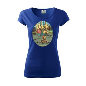 Camp Fire - Pure dámske tričko